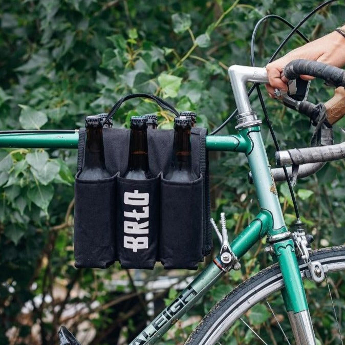 BRLO BICYCLE SIXPACK | WITH 6 BEERS