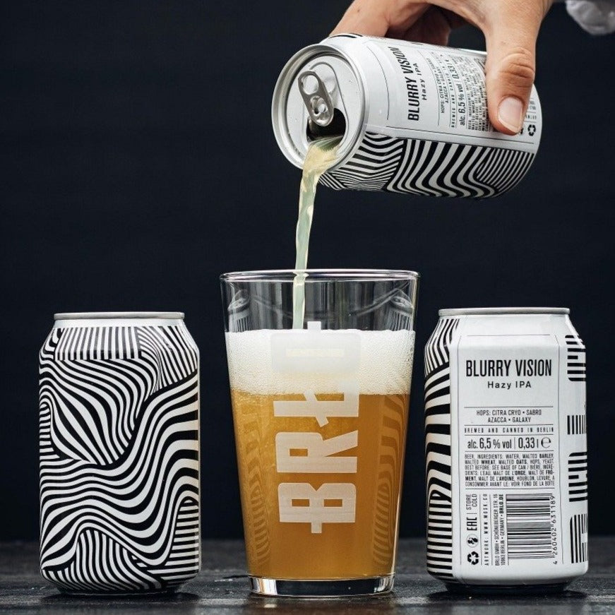BLURRY VISION | HAZY IPA | inkl. 25cent Pfand