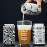 Load the image into the gallery viewer, BLURRY VISION | HAZY IPA | incl. 25 cent deposit
