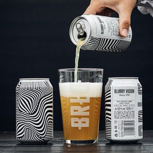 BLURRY VISION KISTE | HAZY IPA | ALC. 6,5 % VOL. 5 IBU - 12 od. 24 Dosen je 330ml