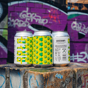 GOOSEBUMPS CRATE | DH BERLINER WEISSE WITH GOOSEBERRIES