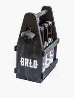 Load the image into the gallery viewer, BRLO WOODEN SIXPACK