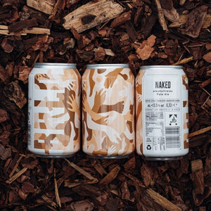 NAKED CRATE | NON-ALCOHOLIC PALE ALE
