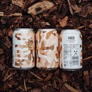NAKED | NON-ALCOHOLIC PALE ALE | incl. 25 cent deposit