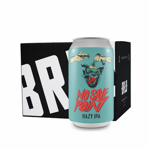 No Save Point |  Hazy IPA |  Run The Jewels x BRLO