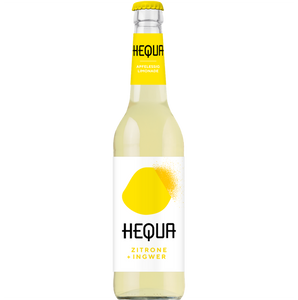 HEQUA LEMON + GINGER