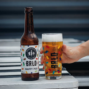 HAPPY PILS COMBI | BOTTLES + GLASSES