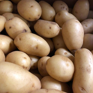 2kg Pre-Packed Washed White Potatoes