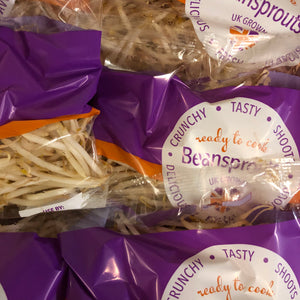 Bean Sprouts (250g bag)