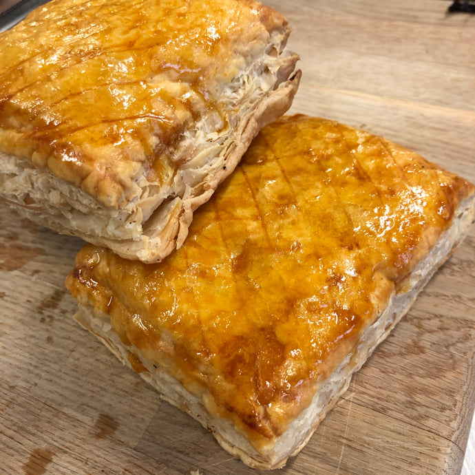 Cheese and Onion Slice