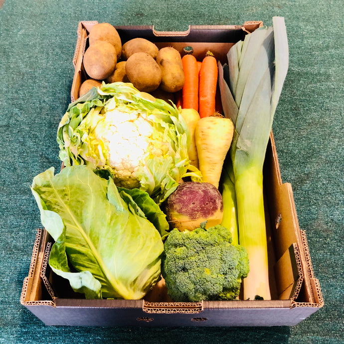 Little Vegetable Box
