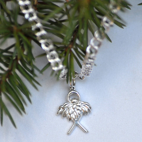 Arise Designs God in a Manger Charm Bracelet