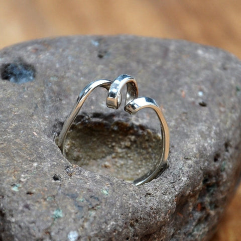 Sterling Trill Ring