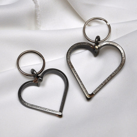 Heart Keychain, Large