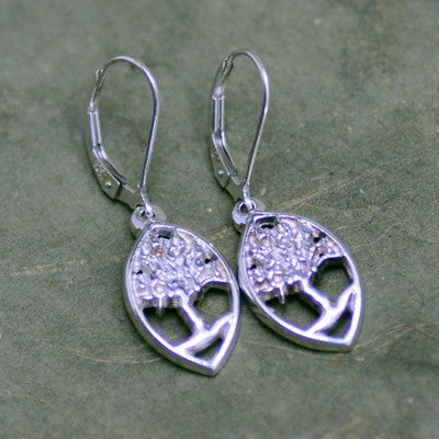 Burning Bush Small Earrings