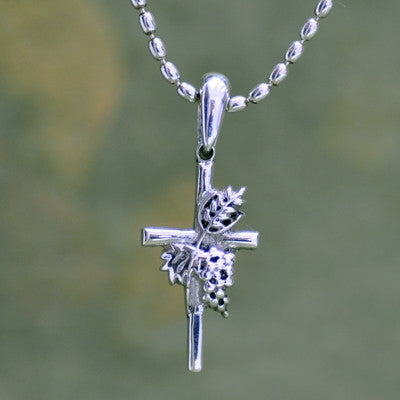 Communion Necklace, Sterling