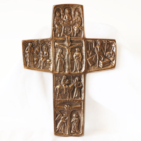 Cross, Life of Christ