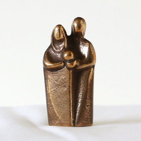 Sculpture, Holy Family
