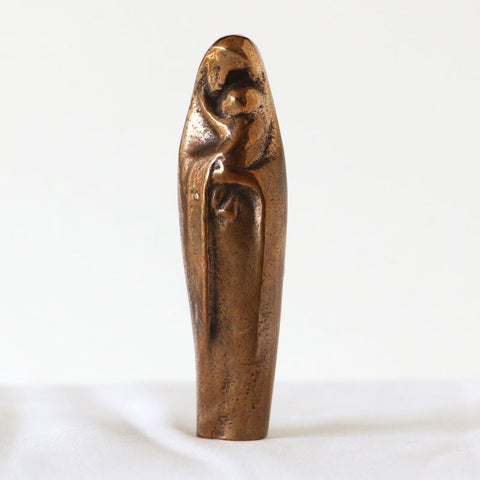 Sculpture, Comforting Mother