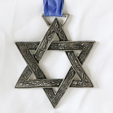 Star of David Wall Ornament