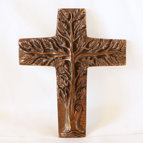 Cross, Tree of Life-Medium