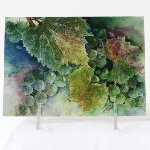Card, Grapes