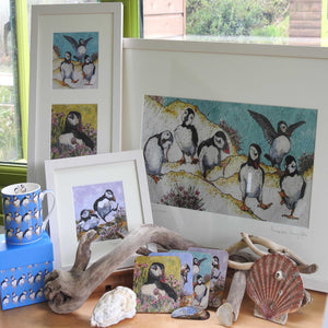 'All about Puffins'