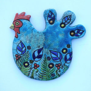 Birds on a wire lg vessel