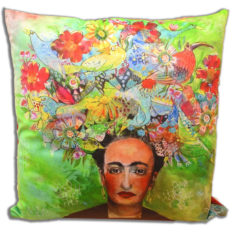 'A Hat for Frida' Cushion