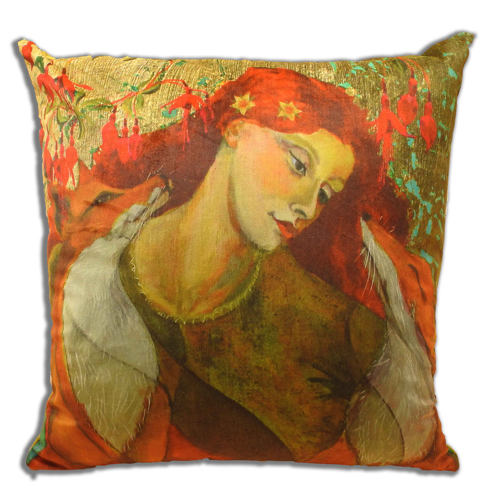 'Foxy Lady' Cushion
