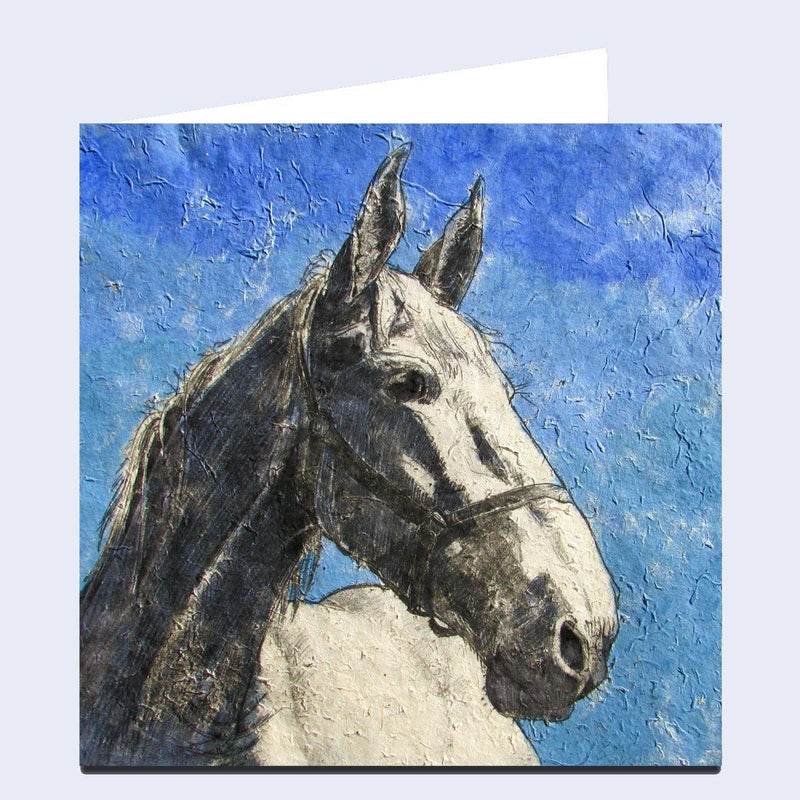 'The Grey' Greeting Card
