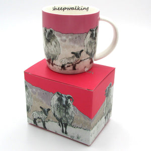 'Sheepwalking' Mug