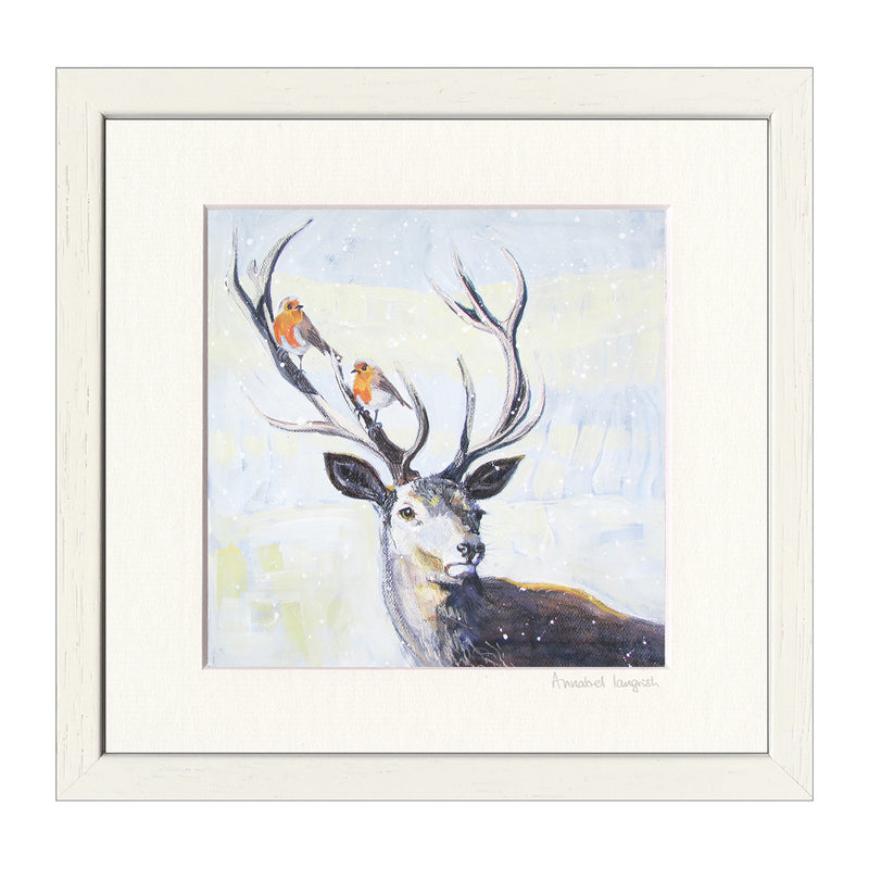 'Winter Deer'