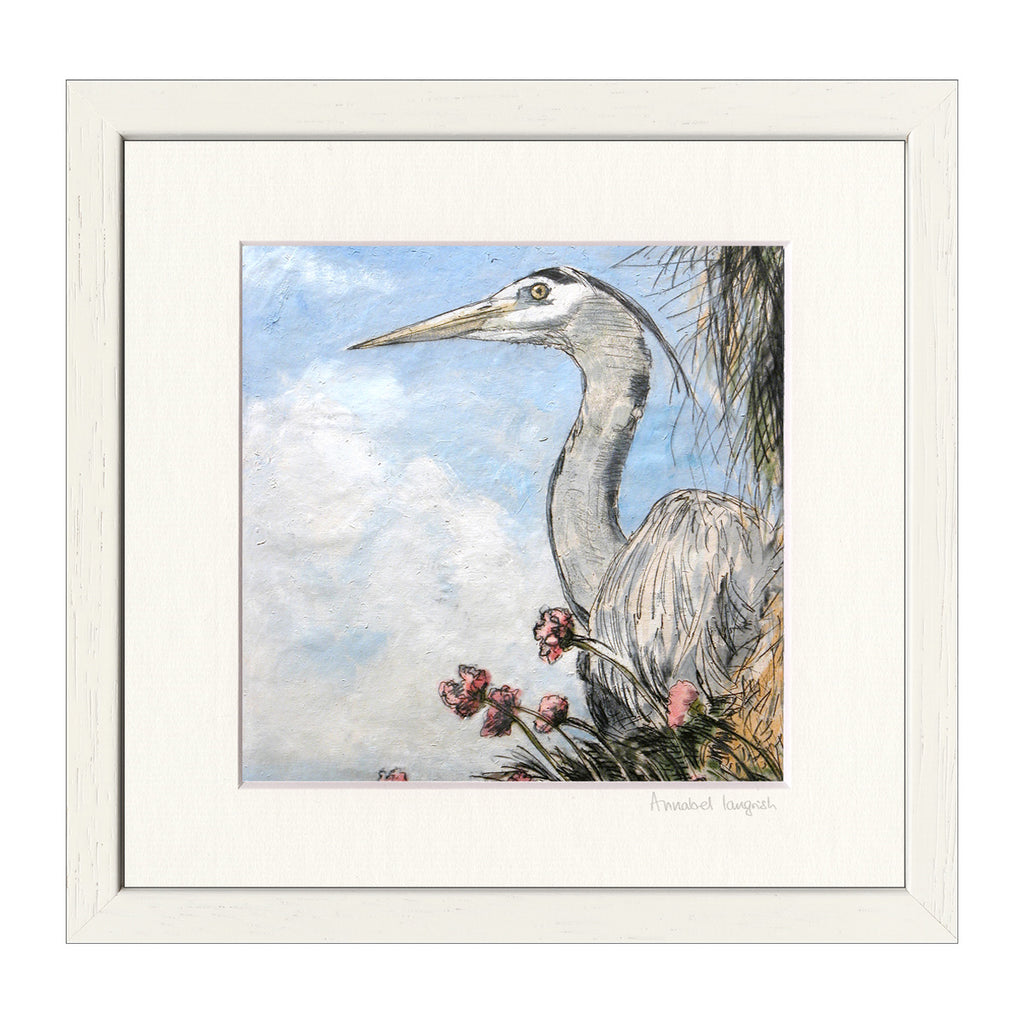 'Heron on Thrift'