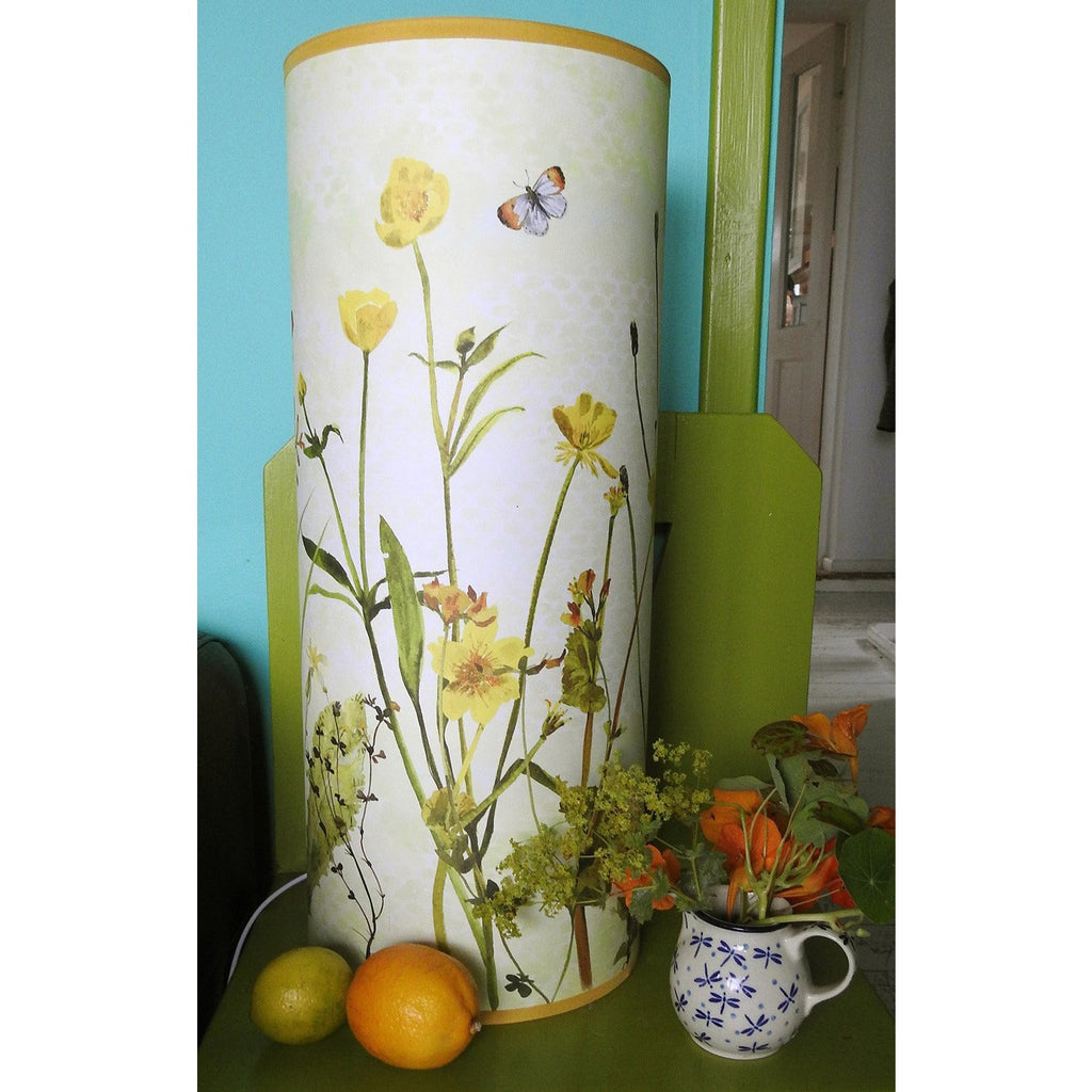 'Wildflowers Yellow' Tube Light
