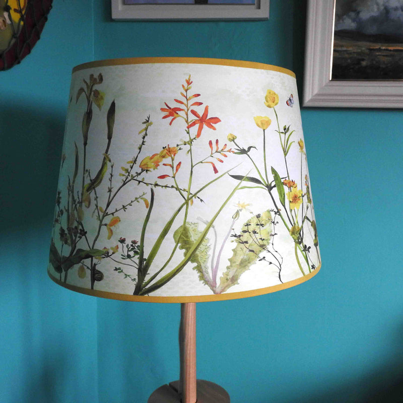 'Wildflower' Lampshades