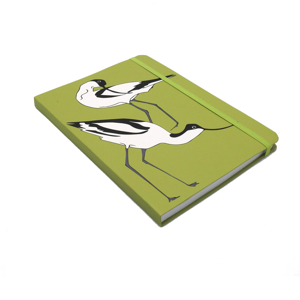 'Avocets' Notebook