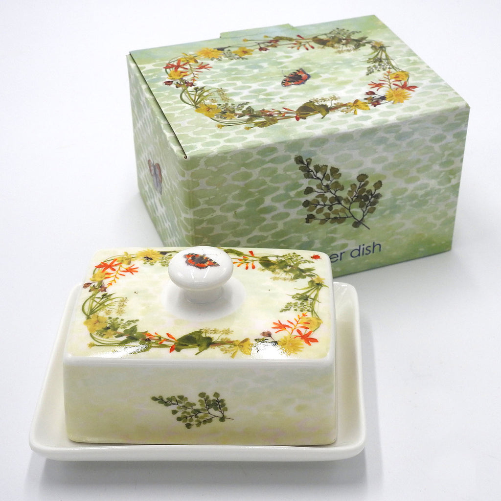 Wildflower 'Butter Dish'