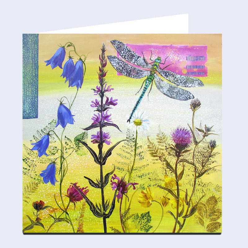 'Wildlife Pond' Greeting Card
