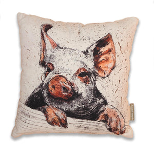 'Piggy' Cushion