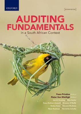 Auditing Fundamentals in a South African Context by Prinsloo, F ed