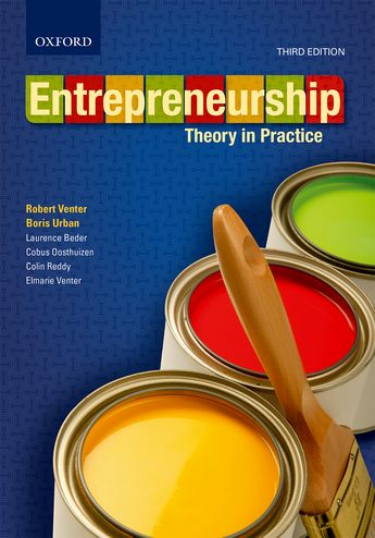 Entrepreneurship: Theory & Practice by Venter & Urban