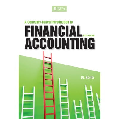 Concepts Based Introduction to Financial Accounting (bundle) by Kolitz, DL