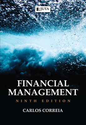 Financial Management by Correia, C