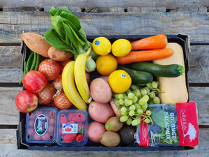 Small Mixed Fruit and Veg Box