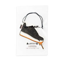 "Load image into Gallery viewer, Air Force 1 ""Black Silk"" AIR FRESHENER"