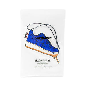 "Air Force 1 ""Blue Silk"" AIR FRESHENER"