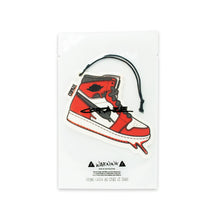 "Load image into Gallery viewer, AJ1 ""CHICAGO"" AIR FRESHENER"