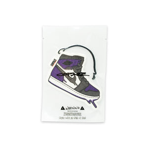 "AJ1 ""COURT PURPLE"" AIR FRESHENER"
