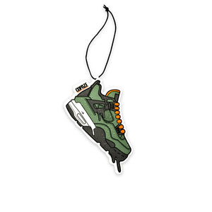 "AJ4 ""UNDEFEATED"" AIR FRESHENER"